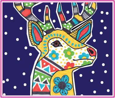 EWinter art projects for kids