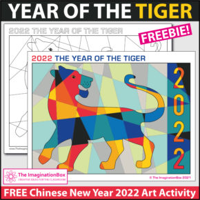 Chinese New Year Free Printables